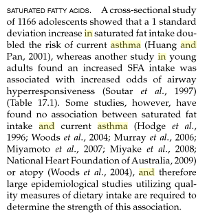 Actually.. saturated fat may NOT be bad - more studies need to be done!